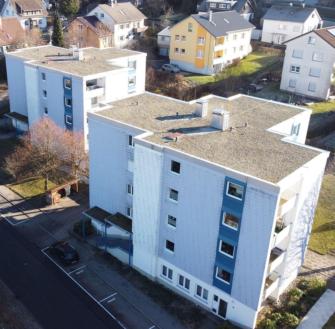 Hausverwaltung Weisser Gebäude - St. Georgen