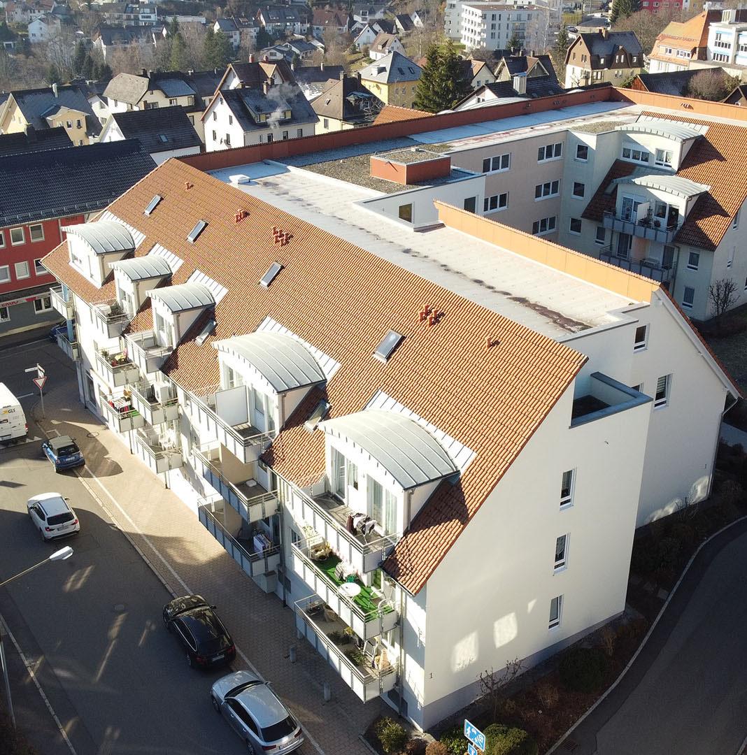 Hausverwaltung Weisser Gebäude - St.Georgen